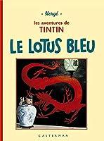 Le lotus Bleu / Mini / Fac Simile Black and White