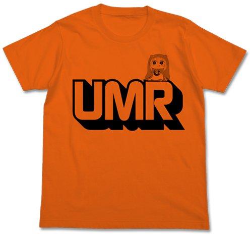 干物妹 うまるちゃん UMR Tシャツ カリフォルニアオレンジ XLサイズ