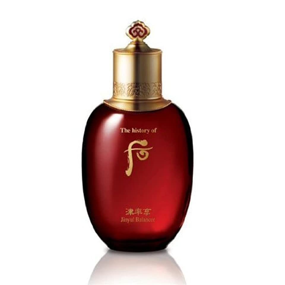 楽しいナチュラ電話するThe History of Whoo Jinyulhyang Jinyul Balancer 150ml