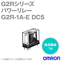 オムロン(OMRON) G2R-1A-E DC5 パワーリレー NN