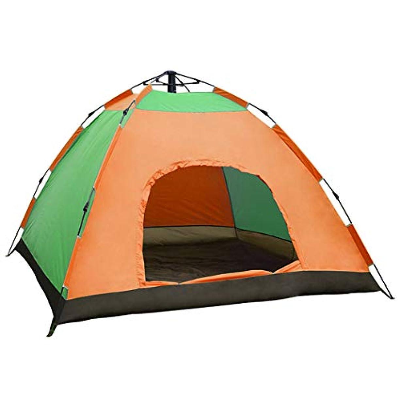 句読点ブレーキ競合他社選手テント、キャノピー、テントアクセサリー-6-8人自動春テント野生の旅行キャンプテント自動テント