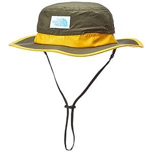 [ザ・ノース・フェイス]ホライズンハット Kids' Horizon Hat ボーイズ(男女兼用) グレープリーフ 日本 KL (日本サイズL相当)