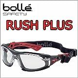 bolle RUSH PLUS ガスケット・ストラップキット付(クリア) セミゴーグル