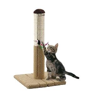 マルカン どこでもツメとぎタワーS 猫用
