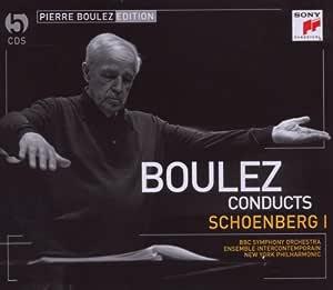 Schoenberg: Pierre Boulez Edition 1