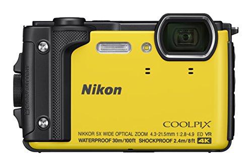 Nikon デジタルカメラ COOLPIX W300 YW ...
