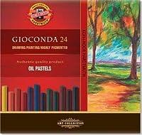 Koh-I-Noor set of artist´s hard pastels 8114 24