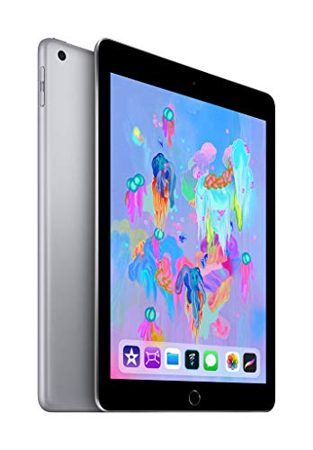 iPad Wi-Fi 128GB - スペースグレイ (最新モデル)