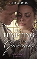 The Tempting Of The Governess (The Cinderella Spinsters)