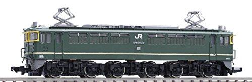 TOMIX トミックス   N  9165 JR EF65-1000形電気機関車 1124号機 トワイライト色  鉄道模型