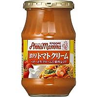 カゴメ アンナマンマ 濃厚トマトクリーム 330g×6本