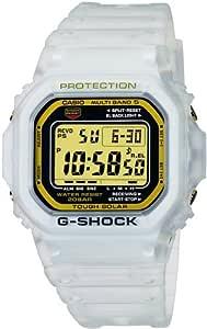 [カシオ]CASIO 腕時計 G-SHOCK ジーショック The G 25th Anniversary 「Glorious Gold」 タフソーラー 電波時計 MULTIBAND5 GW-M5625E-7JF メンズ