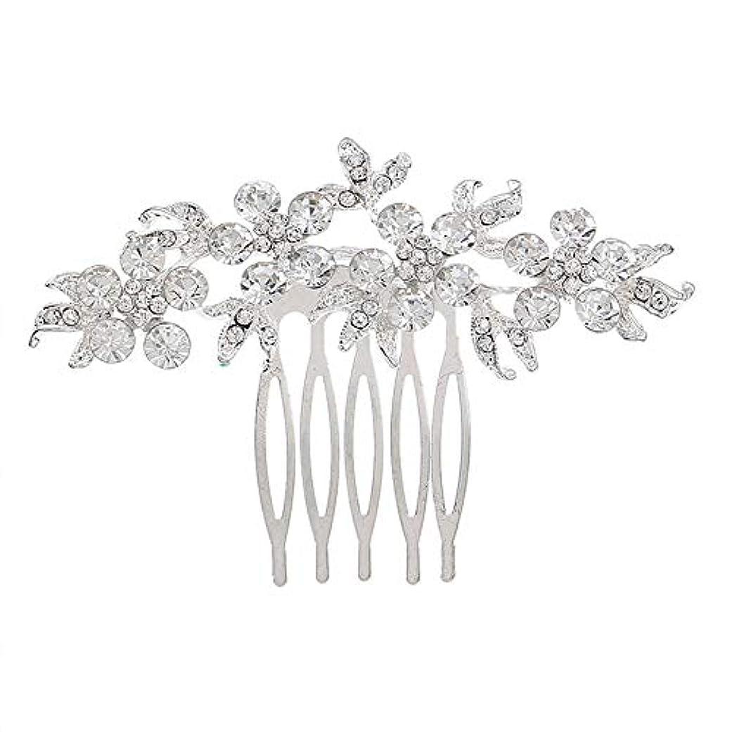 髪の櫛、櫛、ブライダル髪、櫛、髪の櫛、ラインストーンの櫛、ブライダルティアラ、結婚式の髪の櫛、花の櫛