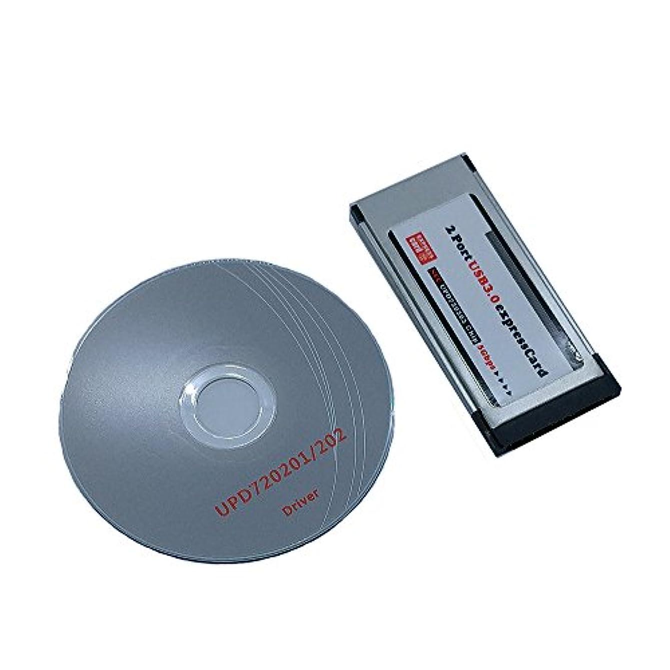 聖域引き渡す対bodhimech PCI Expressカードto USB 3.0 2ポートアダプタ34 mmコンバータ
