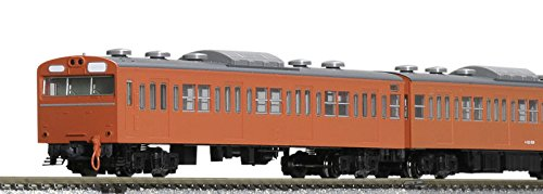 TOMIX Nゲージ 103系 高運転台非ATC車 オレンジ 基本セット 98238 鉄道模型 電車の詳細を見る