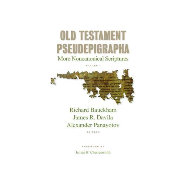 Old Testament Pseudepigr...の商品画像