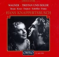 Tristan & Isolde by R. Wagner