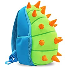Coavas Kids Backpack with Leash 1-4 Y Cute Dinosaur Toddler Baby Safety Harness Backpack