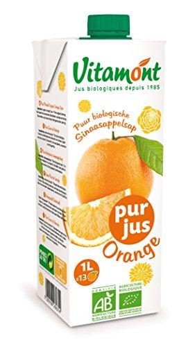 オーガニック オレンジジュース 1L