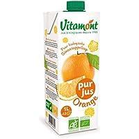ヴィタモン オーガニック オレンジ ジュース 1L