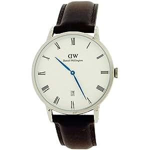[ダニエルウェリントン]Daniel Wellington 腕時計 ウォッチ 1123DW 38mm Dapper ダッパー クラシック レトロ メンズ [並行輸入品]
