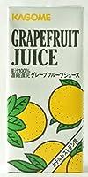 カゴメ グレープフルーツジュース ホテルレストラン用 1L
