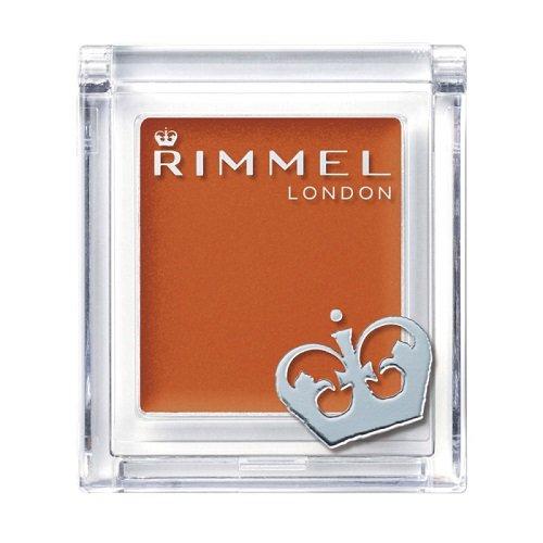 リンメル プリズム クリームアイカラー 009 情熱的な印象のオレンジブラウン