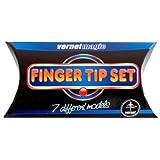 Finger Tip Set by Vernet (7 tips) by Vernet [並行輸入品]