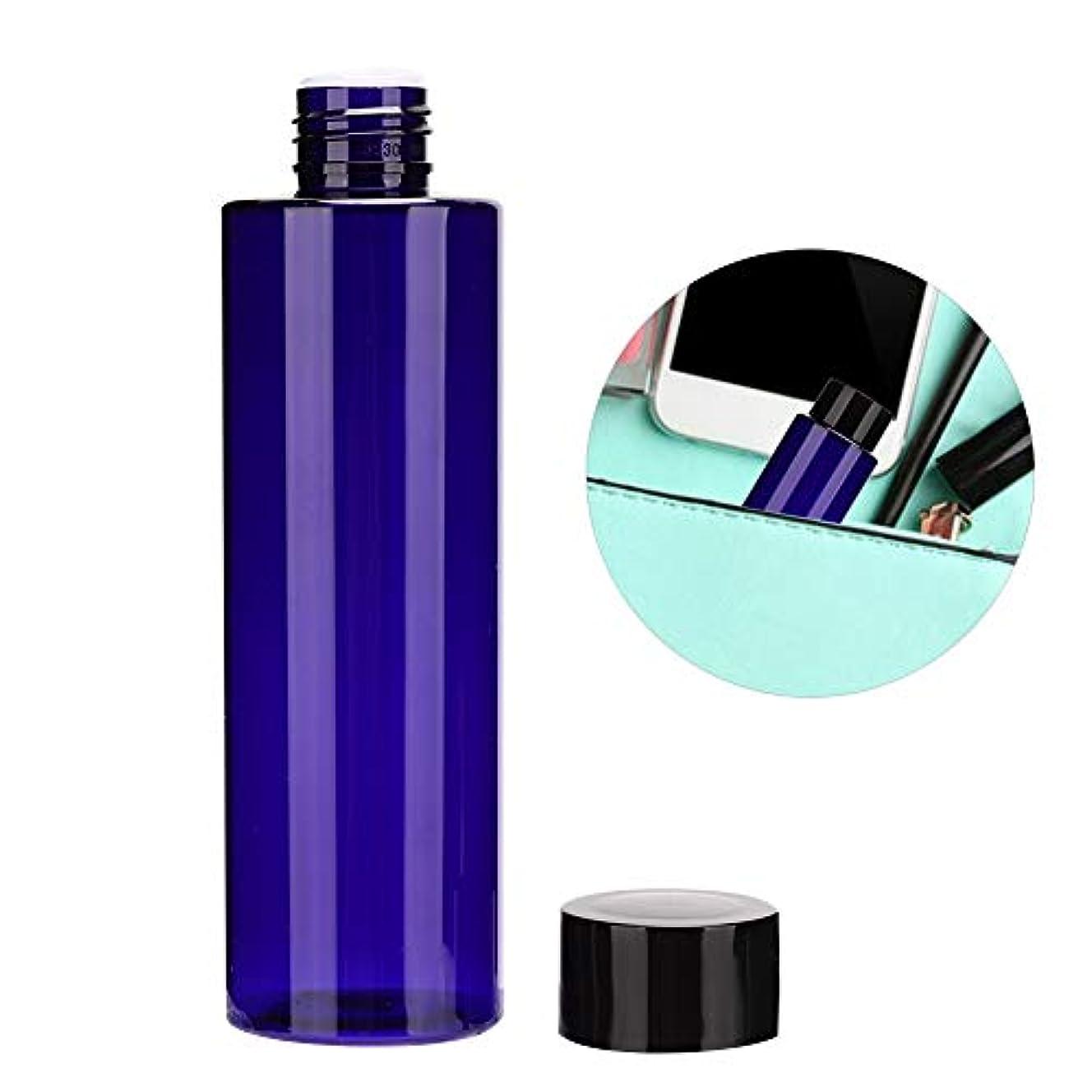 認知アサート闘争200ML PET 詰め替え 可能な空 液体ボトルローション スキンケア 製品 空の化粧品 トナーコンテナボトル