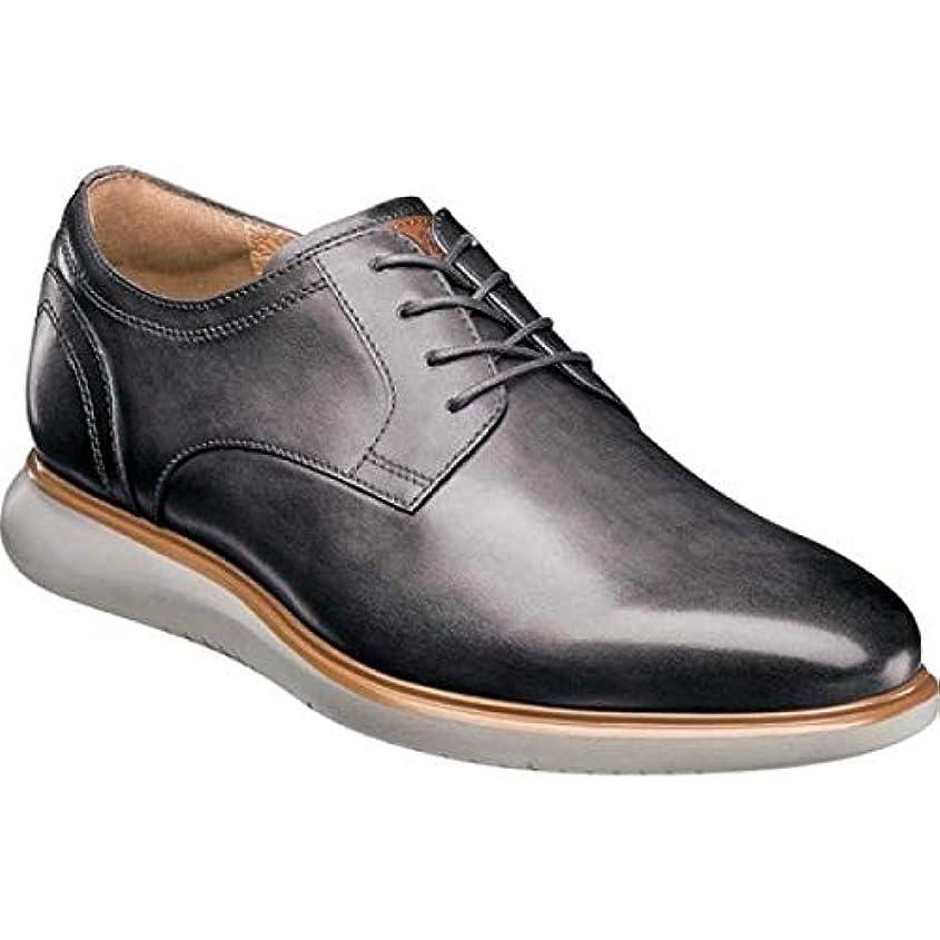 インストール塩飼い慣らす(フローシャイム) Florsheim メンズ シューズ?靴 革靴?ビジネスシューズ Fuel Plain Toe Oxford [並行輸入品]