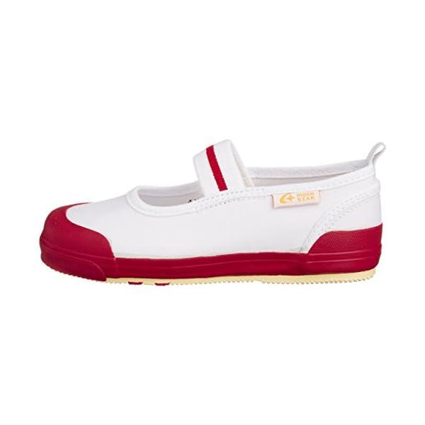 [キャロット] 上履き バレー 子供 靴 4大...の紹介画像5