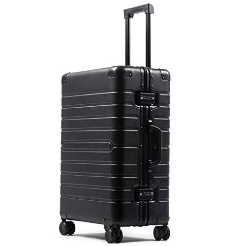 ビルガセ(Vilgazz) スーツケース アルミ・マグネシウ...