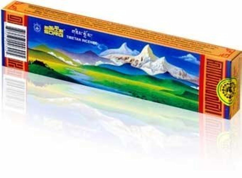 かもめクラッチイサカSorig Natural Handmade Tibetan Incense Sticks by Men-Tsee-Khang- 20/40/60 Count (40) by Men-Tsee-Khang [並行輸入品]