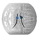 MIRACLE 【 新感覚 スポーツ 】 Bumper ball バンパーボール 遊び イベント サッカー フットサル 野外 空気 ぶつかる ( 単品 Sサイズ ) MC-BANBO-S