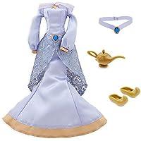 Disney ディズニー アラジン ジャスミン クラシック ドール用の着せ替えセット(ドレス、ネックレス、ランプ、靴) [並行輸入品]