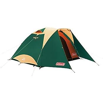 コールマン(Coleman) テント タフドーム 3025 スタートパッケージ 4〜5人用 グリーン 2000027279