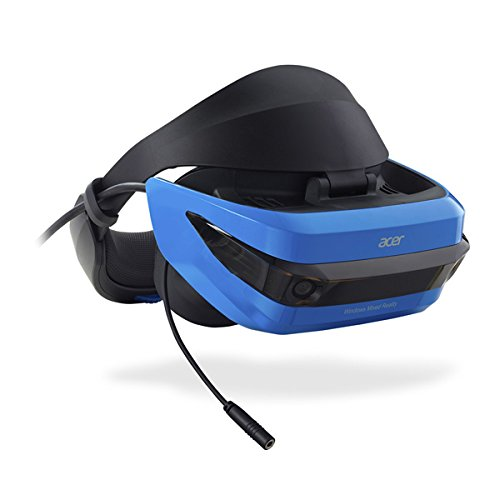 Acer Windows Mixed Reality ヘッドセット AH10...