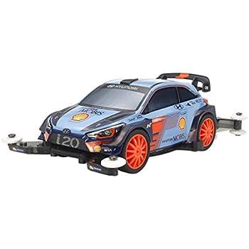 タミヤ ミニ四駆特別企画商品 ヒュンダイ i20 クーペ WRC MAシャーシ プラモデル 95517