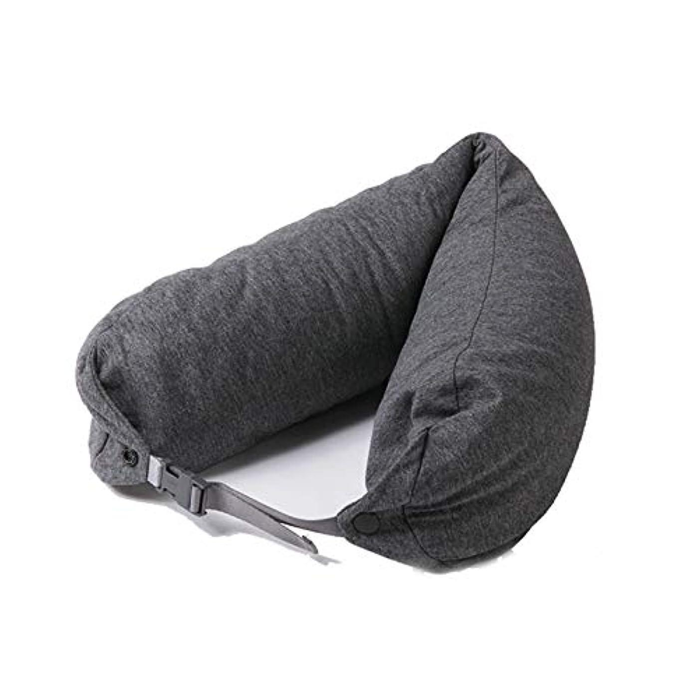 クルー瞳評価可能SMART ホームオフィス背もたれ椅子腰椎クッションカーシートネック枕 3D 低反発サポートバックマッサージウエストレスリビング枕 クッション 椅子