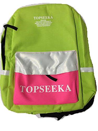 JapaNice TOPseeka 2015年 女性用スポーツ リュックサック バックパック ナップ...