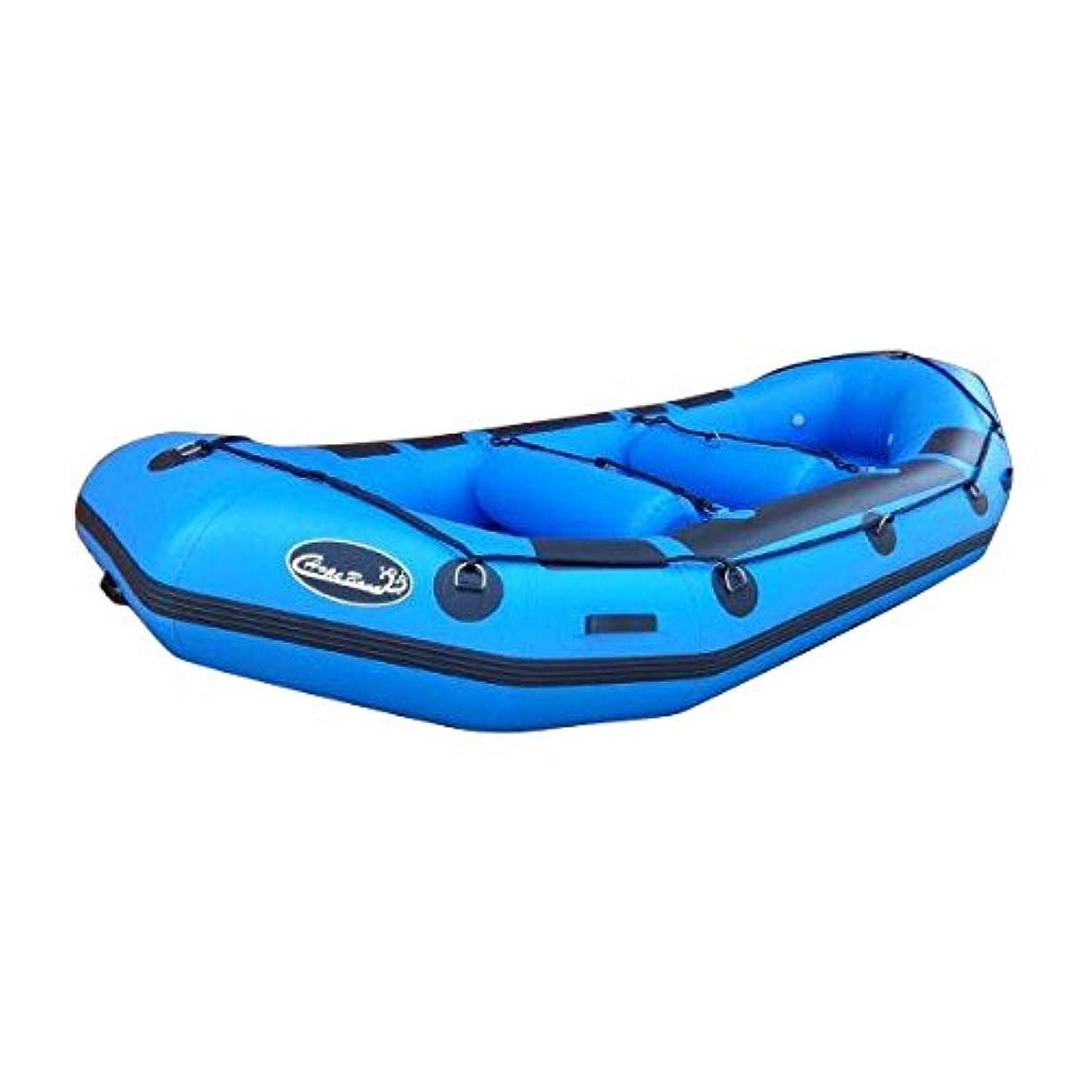 修羅場防水高揚したHOPE BOAT(ホープボート) RB-360 インフレータブル?ラフティングボート 自動排水型 6人乗り [RB-360] ヨット?ボート ボート ゴムボート