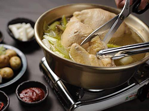 コラーゲンたっぷりのタッカンマリ 鍋料理セット 韓国の水炊き 佐賀県三瀬どり 丸鶏 半身 下処理済み 約800g 大人2人分 特製鶏だし カルグス 自家製タデギ付き