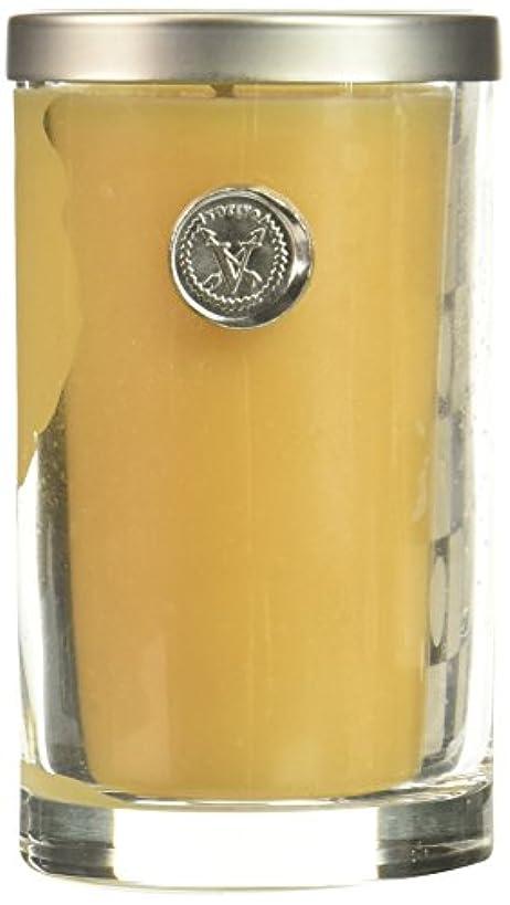 フラフープほのめかすスクラップブックVOTIVO AROMATIC VOTIVE CANDLE ISLAND GRAPE FRUIT