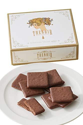 LeTAO(ルタオ) 中原淳一コラボパッケージテノワール(16枚入)ホワイトデー チョコ ラングドシャ クッキー チョコレート