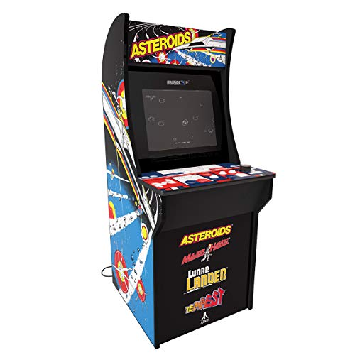 Arcade1Up アステロイド ASTEROIDS (日本仕様電源版)【12/1以降通常価格販売分 】