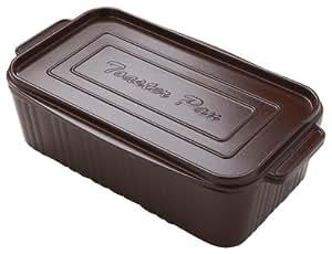 葛恵子のトースタークッキング専用 トースターパン ブラウン 76010