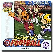Backyard Football (Jewel Case) (輸入版)