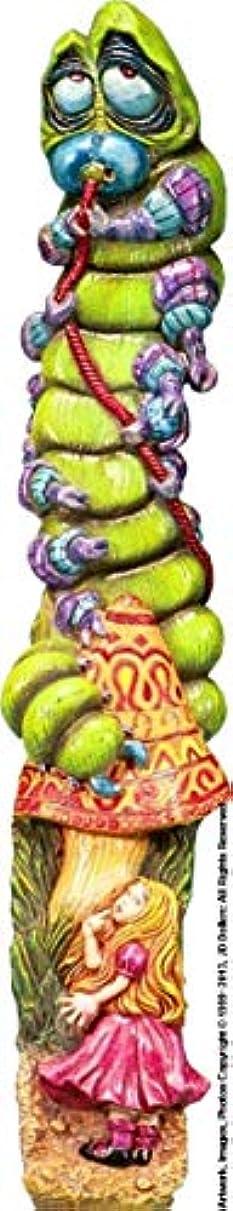 の中で異なるコンドームAlice 's Wonderland Stick Incense Ashcatcher – Burner by Nose Desserts