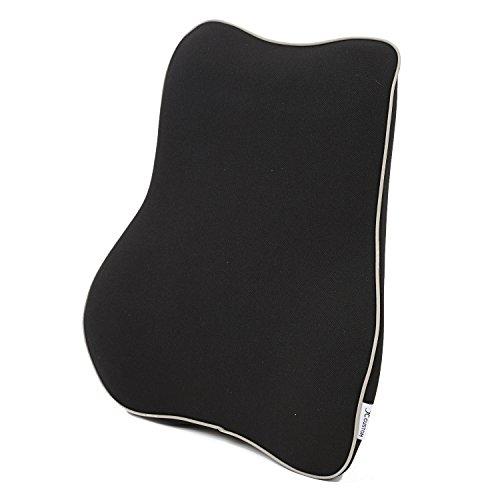 [JC CUSTOM] 腰楽パッド シートクッション 車用 腰痛対策 腰サポート ランバーサポート