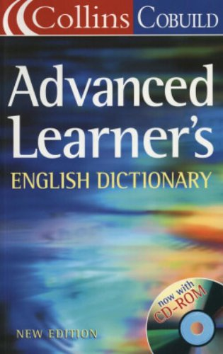 Collins COBUILD Advanced Learner's English Dictionary + CD-ROMの詳細を見る